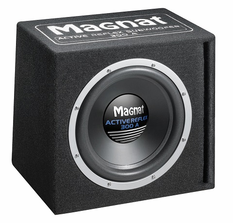 car audio subwoofer magnat active reflex 300 a woofer. Black Bedroom Furniture Sets. Home Design Ideas