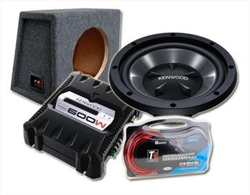 KFC-W112S   KAC-6104   BOX   AMP KIT